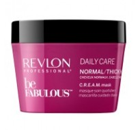 Be Fabulous Daily care Masque C.R.E.A.M. CHEVEUX NORMAUX/EPAIS 200ML